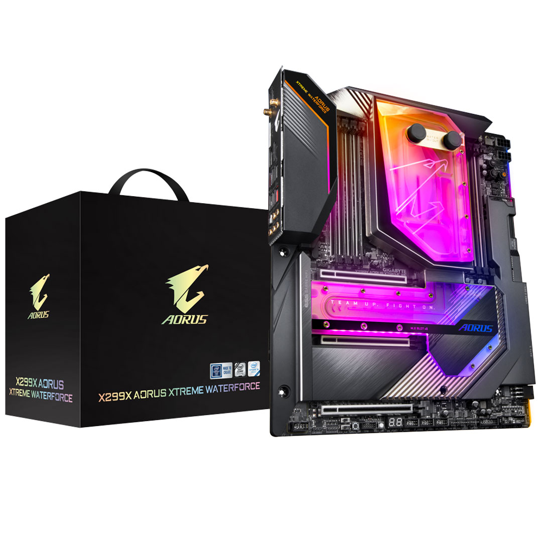Gigabyte AORUS X299X Xtreme Waterforce RGB Motherboard