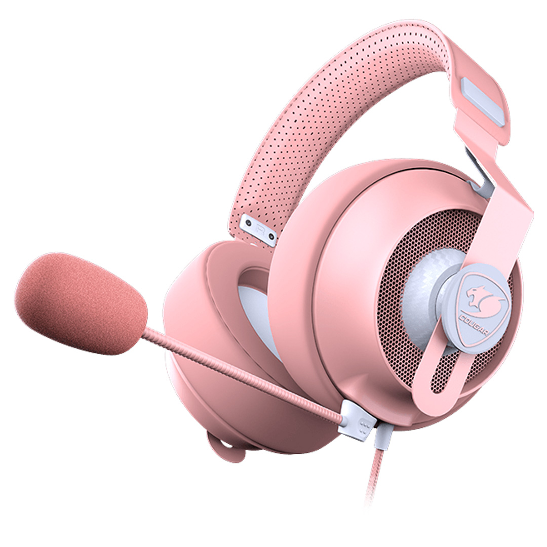 Cougar Phontum S Gaming Headset Pink