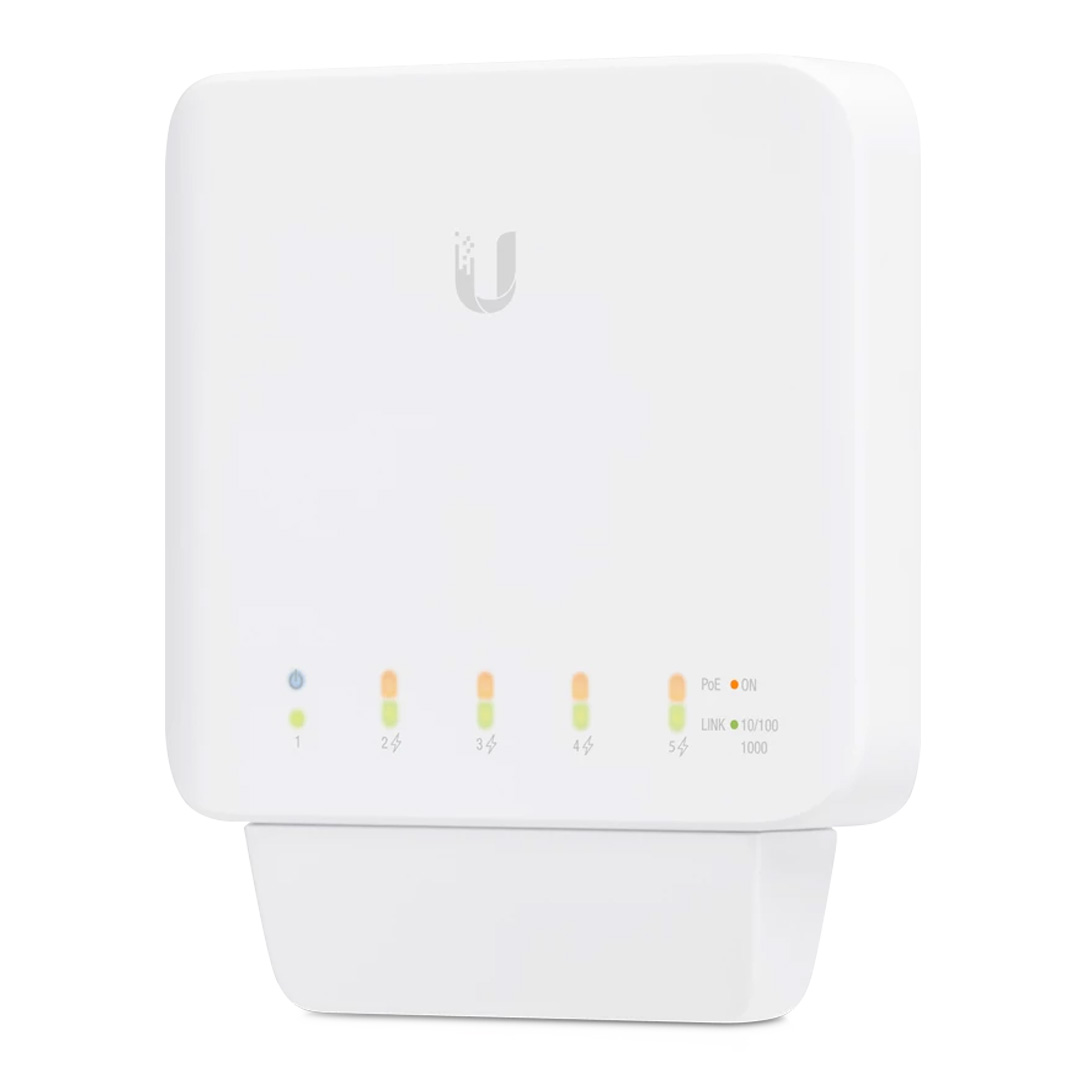 Ubiquiti UniFi USW Flex Gigabit PoE Weatherproof Switch