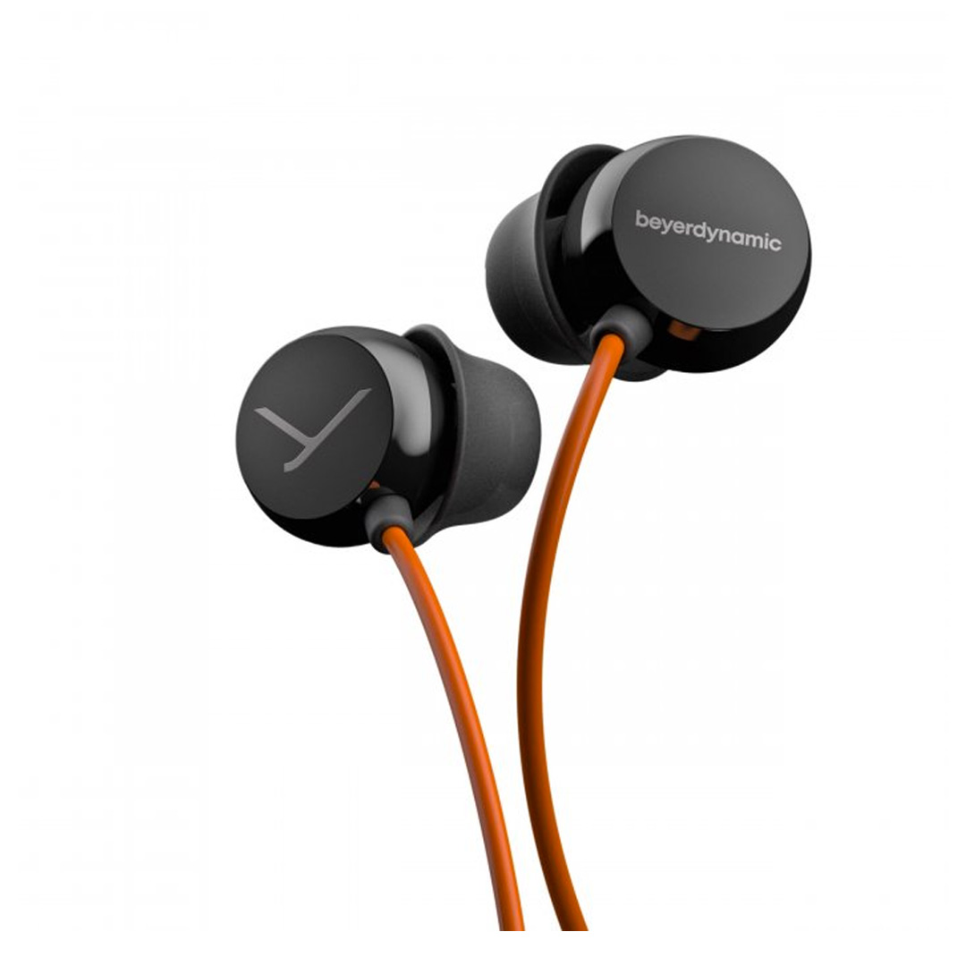 Beyerdynamic Beat BYRD In-ear Headphones Orange