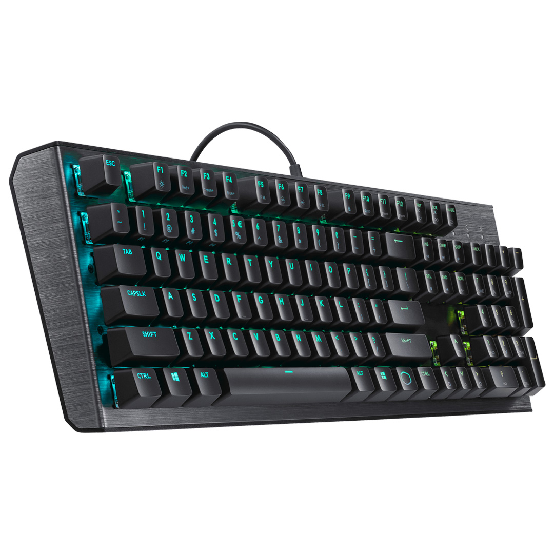 Cooler Master MasterKeys CK550 RGB Brown Switch