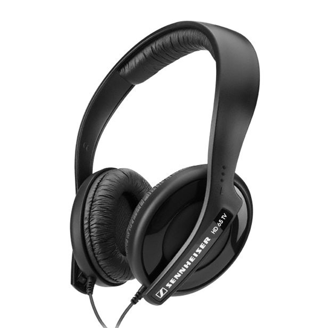Sennheiser HD 65 TV Closed Dynamic Headphones