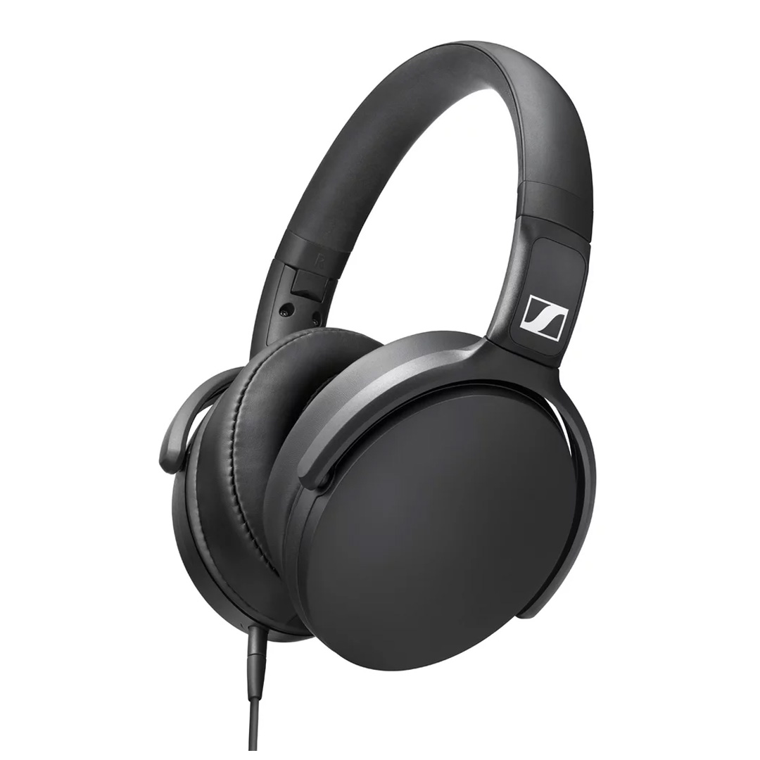 Sennheiser HD 400S Over Ear Headphones with Mic