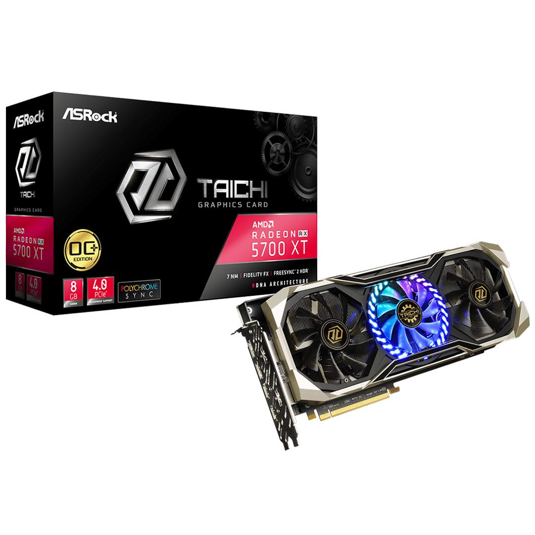 ASRock Taichi Radeon RX 5700 XT 8GB