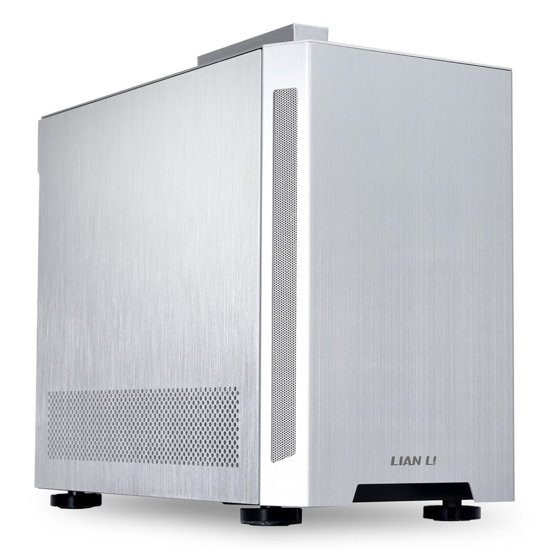 Lian Li PC-TU150 Mini ITX Windowless Case Silver