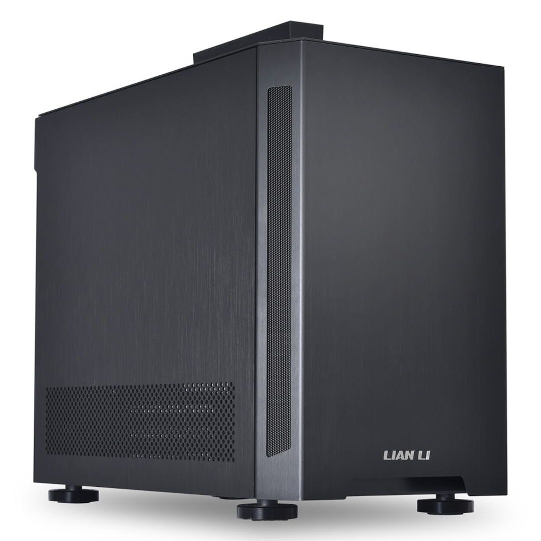 Lian Li PC-TU150 Mini ITX Windowless Case Black