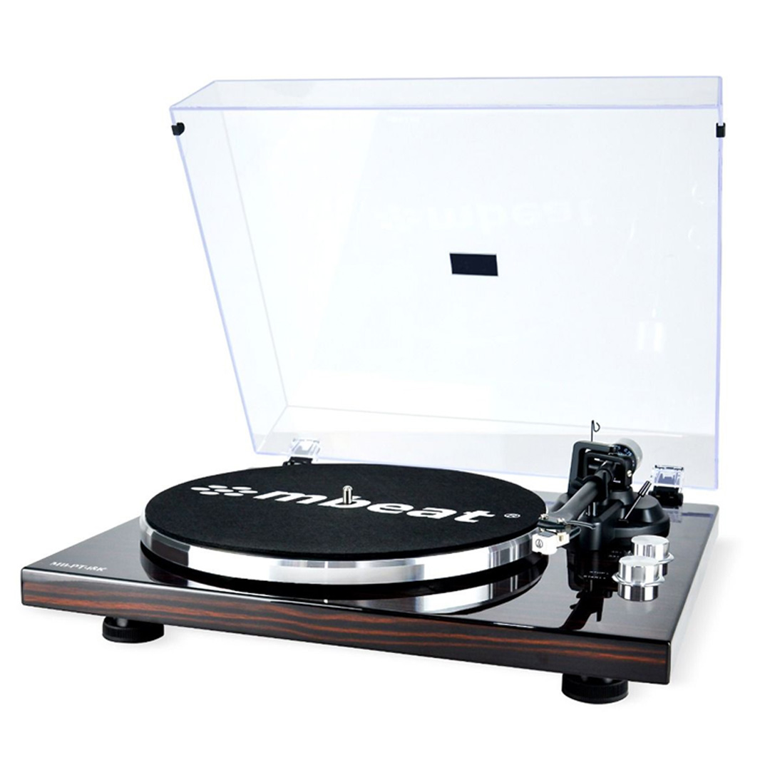 mbeat PT-18K Bluetooth Turntable Record Player