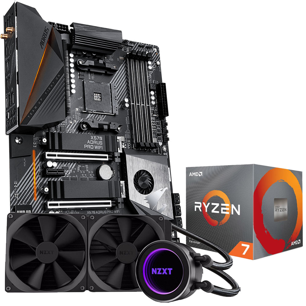 Gigabyte Kraken 3800X Gaming Bundle