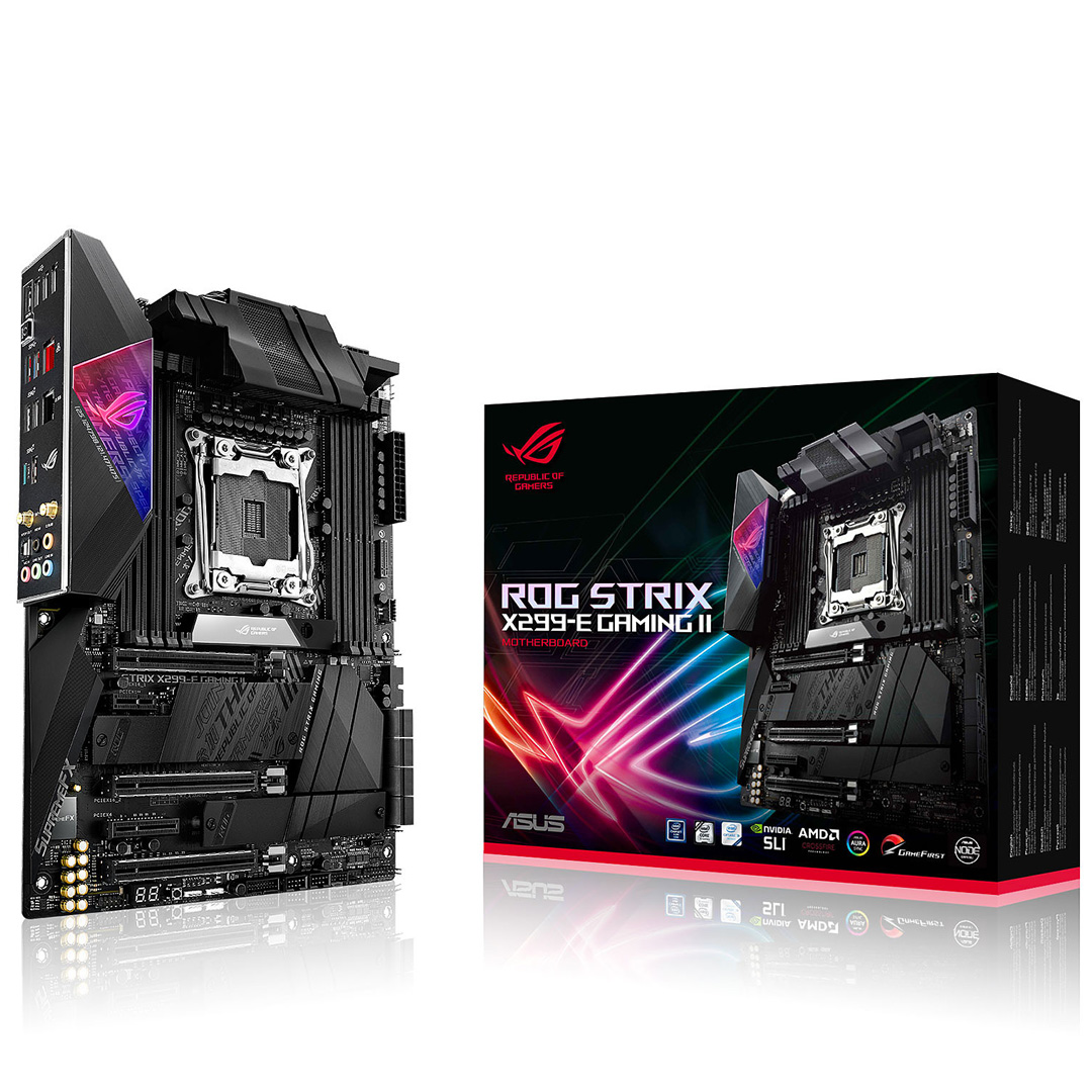 ASUS Strix X299-E Gaming II Motherboard