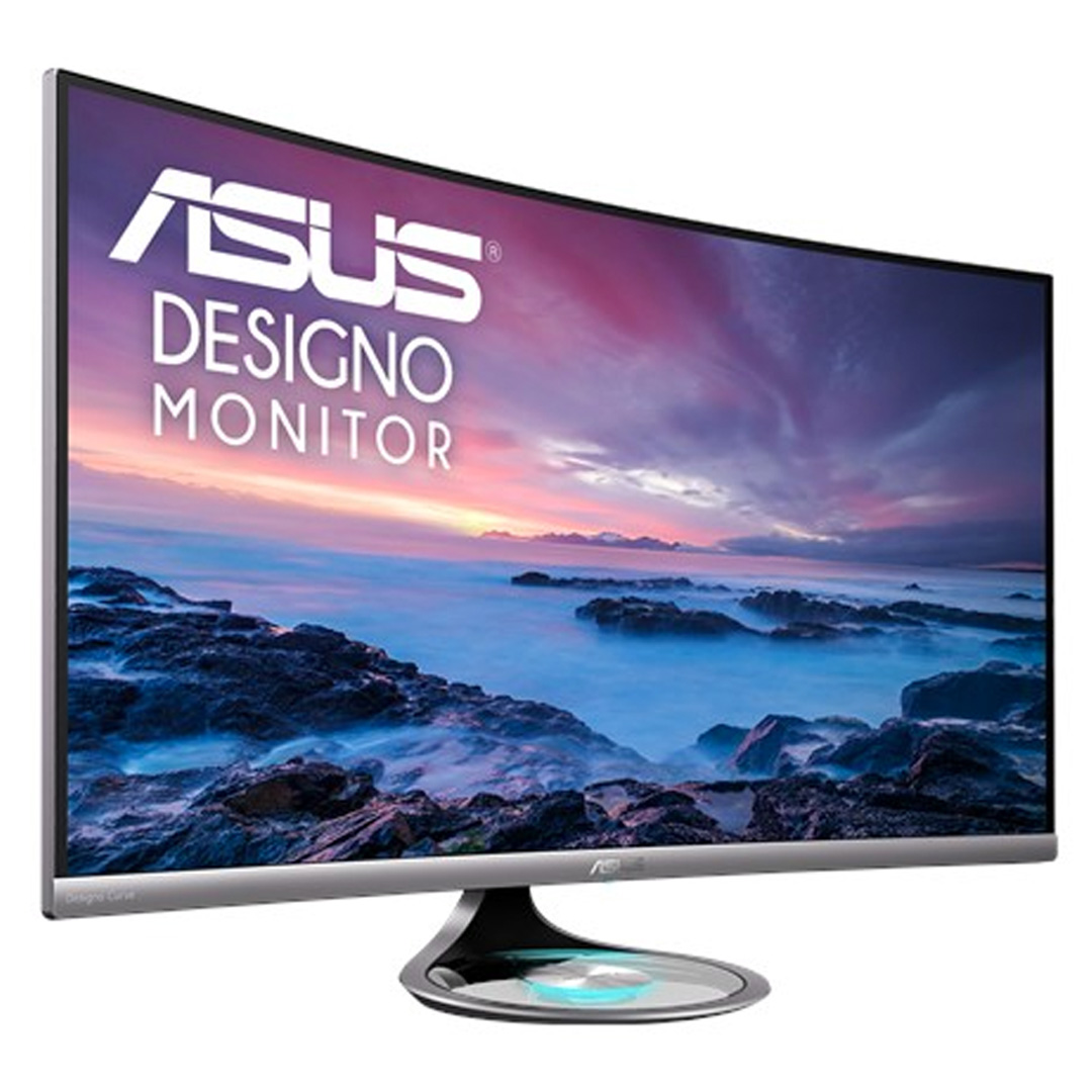 ASUS Designo MX32VQ WQHD FreeSync LCD Curved 31.5in Monitor