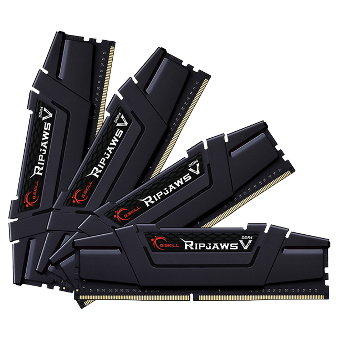 G.Skill Ripjaws V 32GB (4x8GB) 3200MHz CL14 DDR4