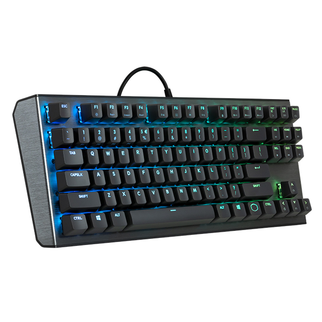 Cooler Master MasterKeys CK530 RGB TKL Cherry MX Brown