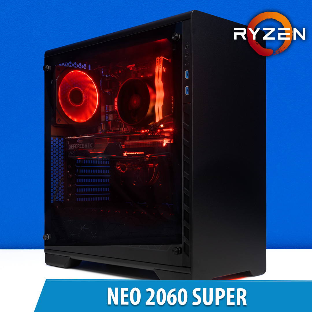 PCCG Neo 2060 Super Gaming System