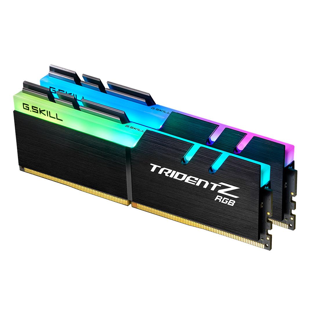 G.Skill Trident Z RGB 16GB (2x8GB) 3600MHz CL18 DDR4