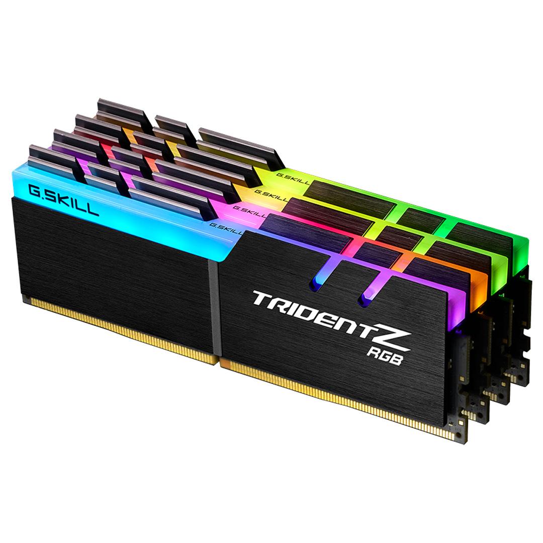 G.Skill Trident Z RGB F4-3600C18Q-64GTZR 64GB (4x16GB) DDR4