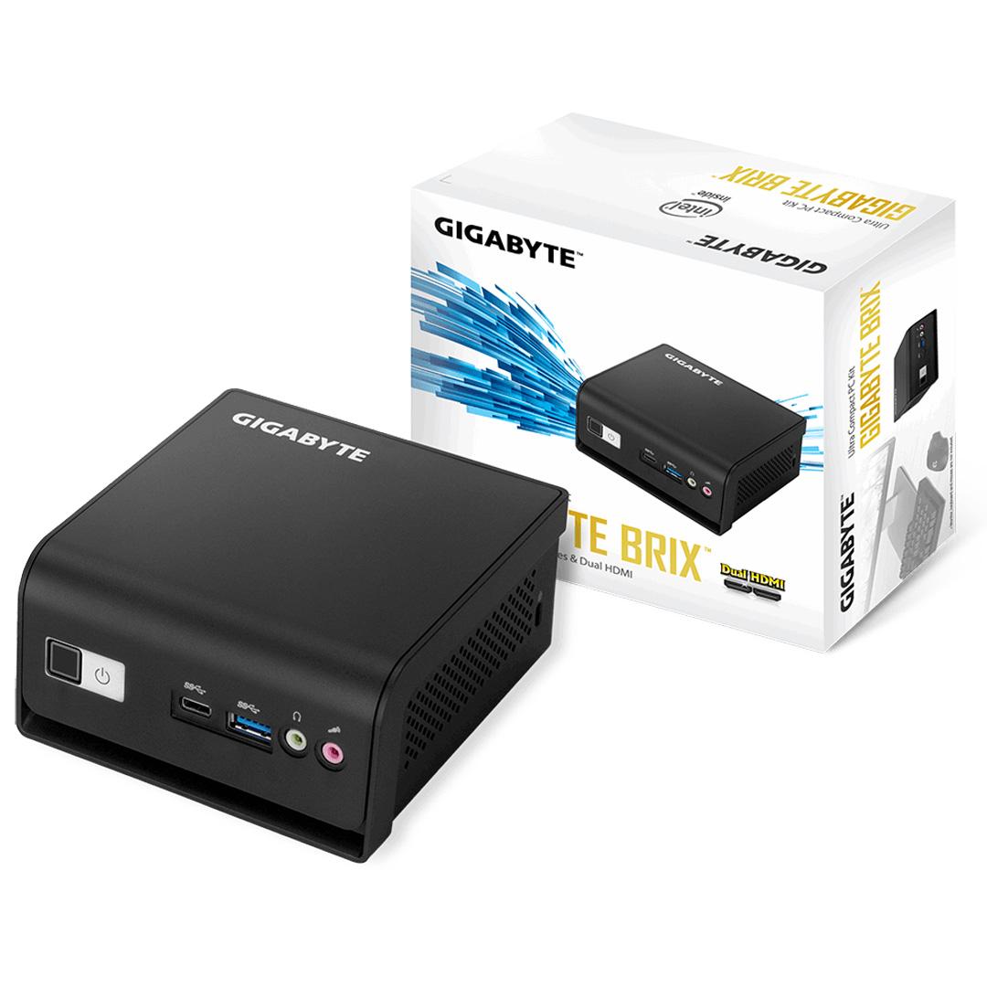 Gigabyte Brix GB-BLCE-4105R Barebone Kit