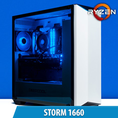 PCCG Storm 1660 Gaming System