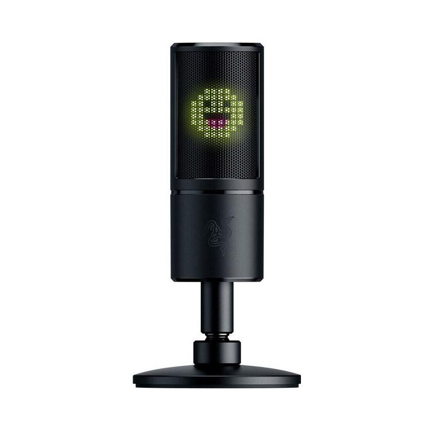 Razer Seiren Emote USB Desktop Microphone