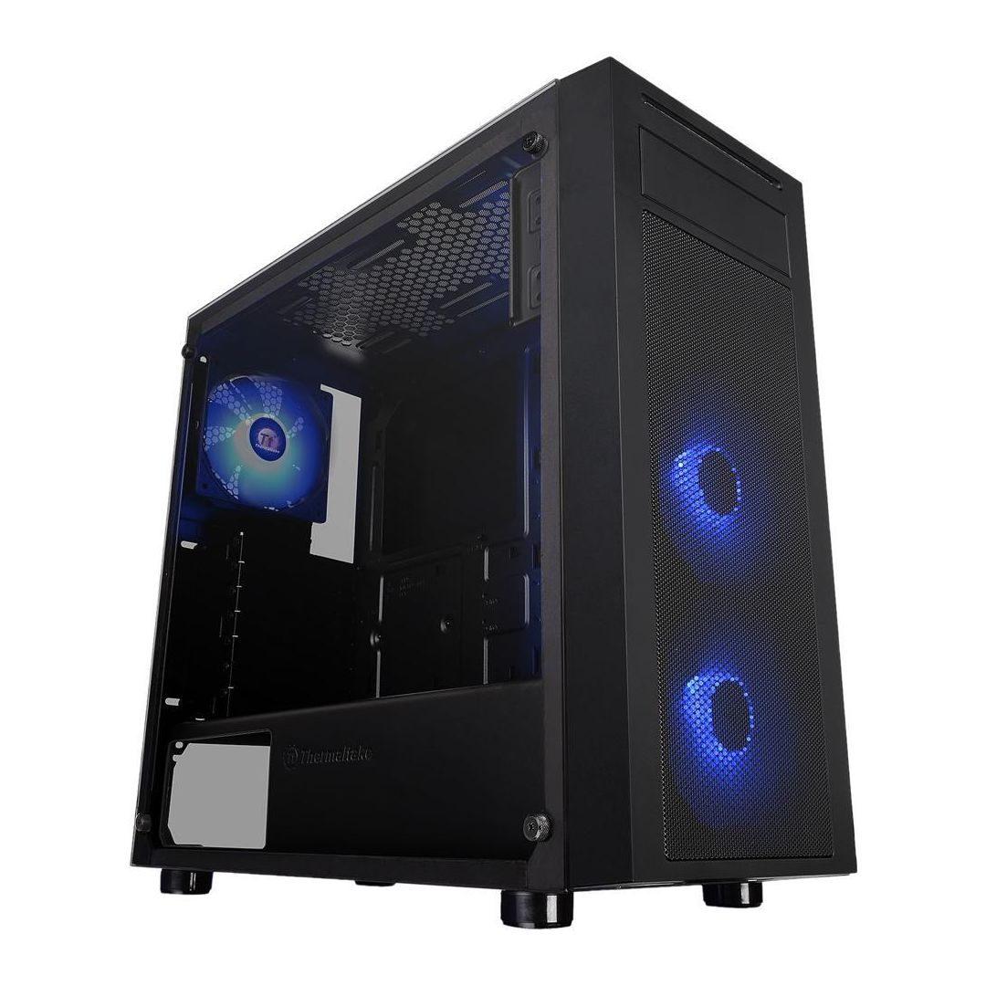 Thermaltake Versa J22 Tempered Glass Mid Tower Case