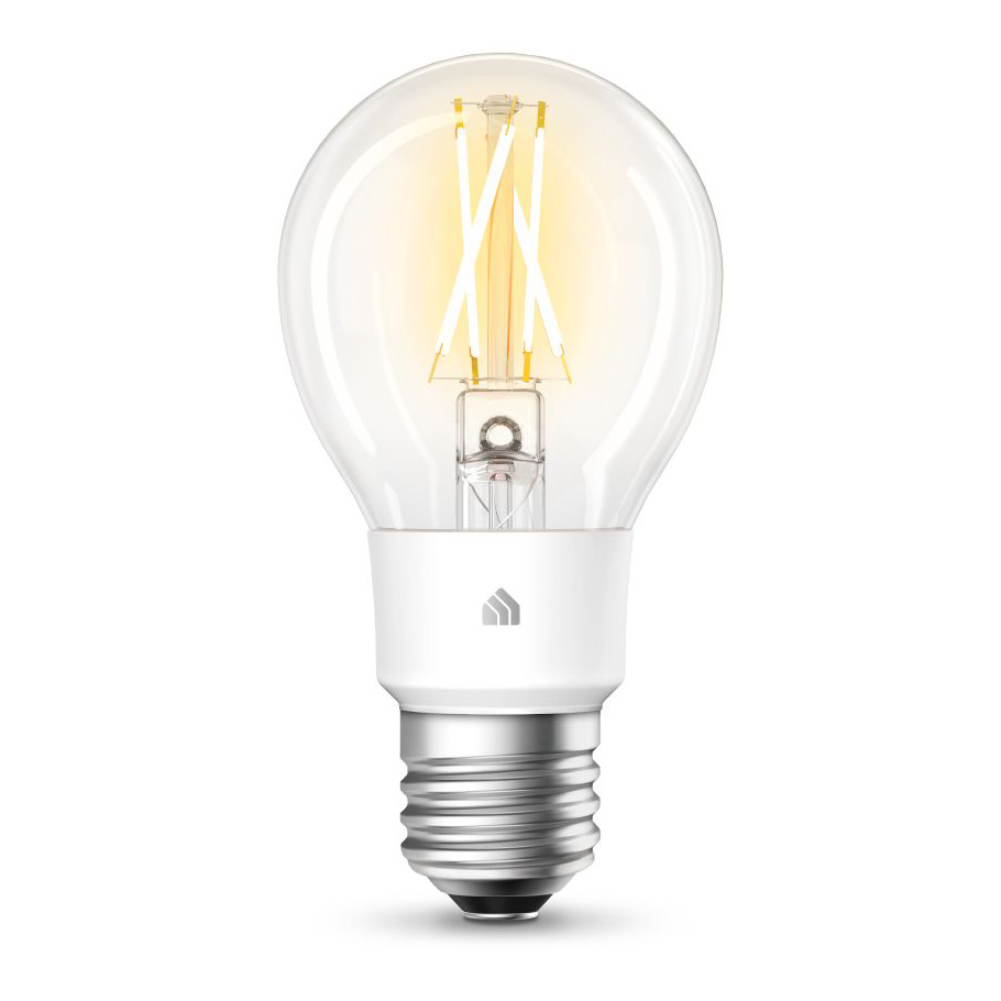 TP-Link KL50 Soft White Filament Smart Wi-Fi LED Bulb
