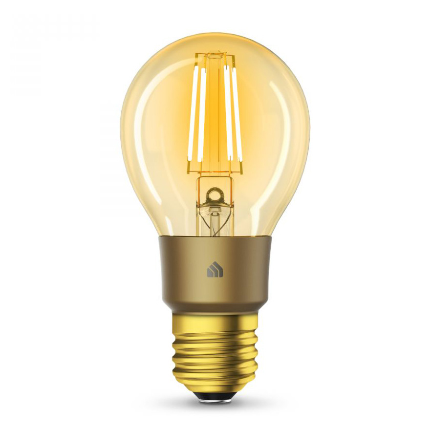 TP-Link KL60 Warm Amber Filament Smart Wi-Fi LED Bulb