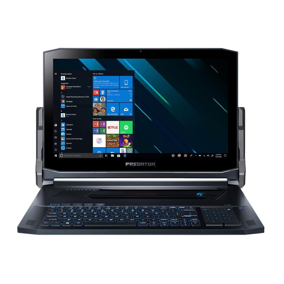 Acer Predator Triton 900 i7 RTX 2080 17.3in UHD Gaming Notebook