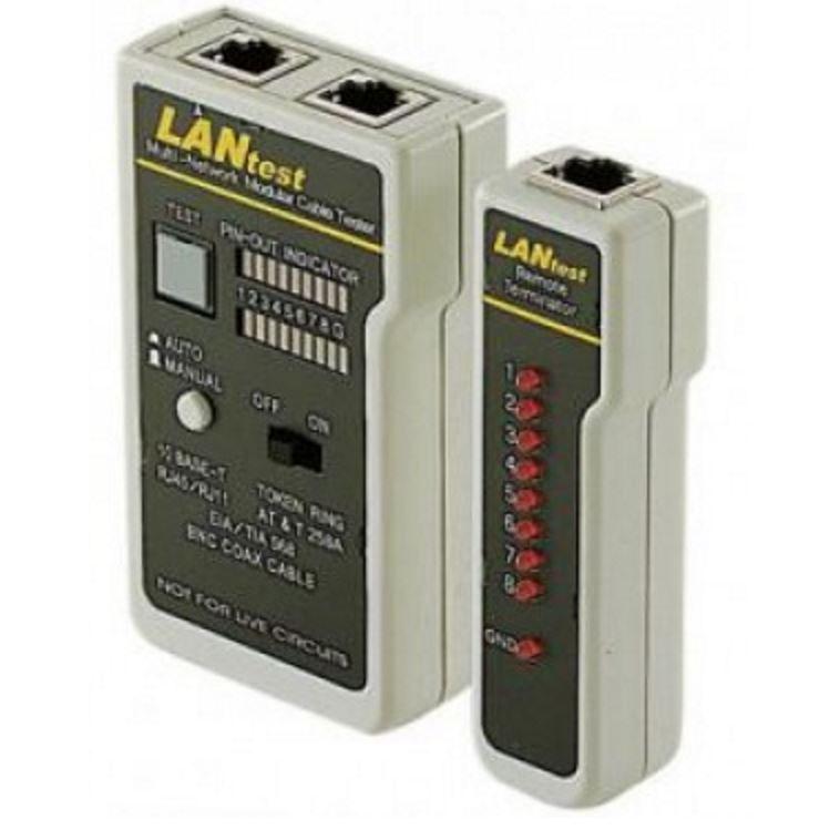 Astrotek RJ45 RJ11 Ethernet Phone Cable Tester
