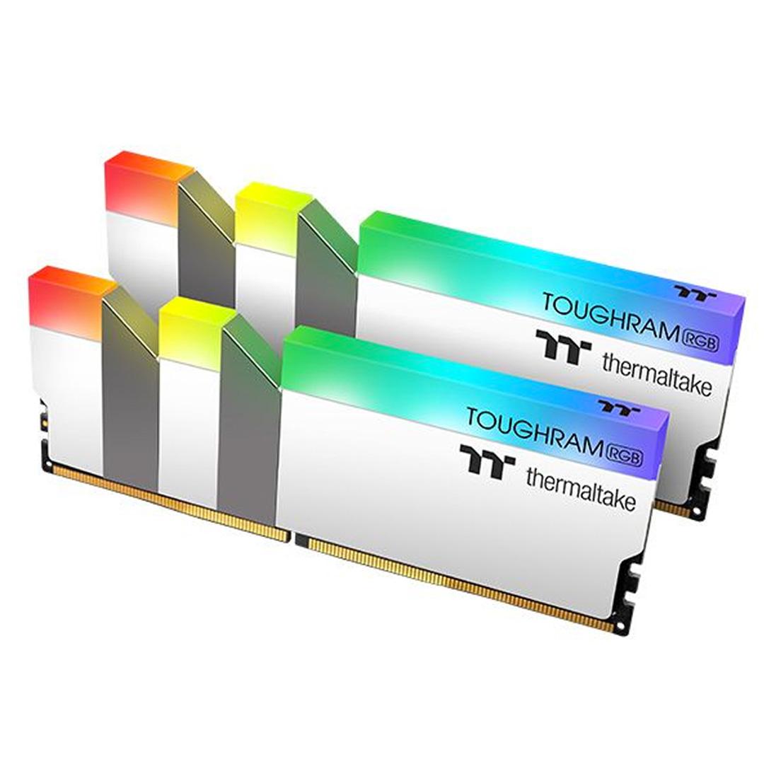 Thermaltake ToughRAM RGB 16GB (2x8GB) 3200MHz CL16 DDR4 White