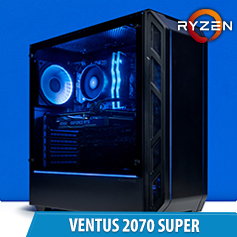 PCCG Ventus 2070 Super Gaming System