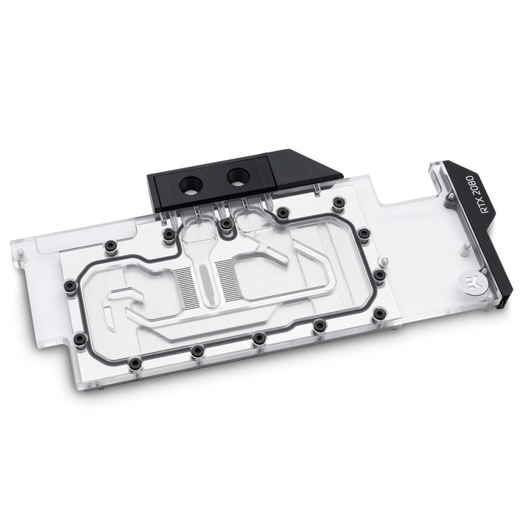EK Quantum Vector Waterblock RTX RE D-RGB Nickel Plexi