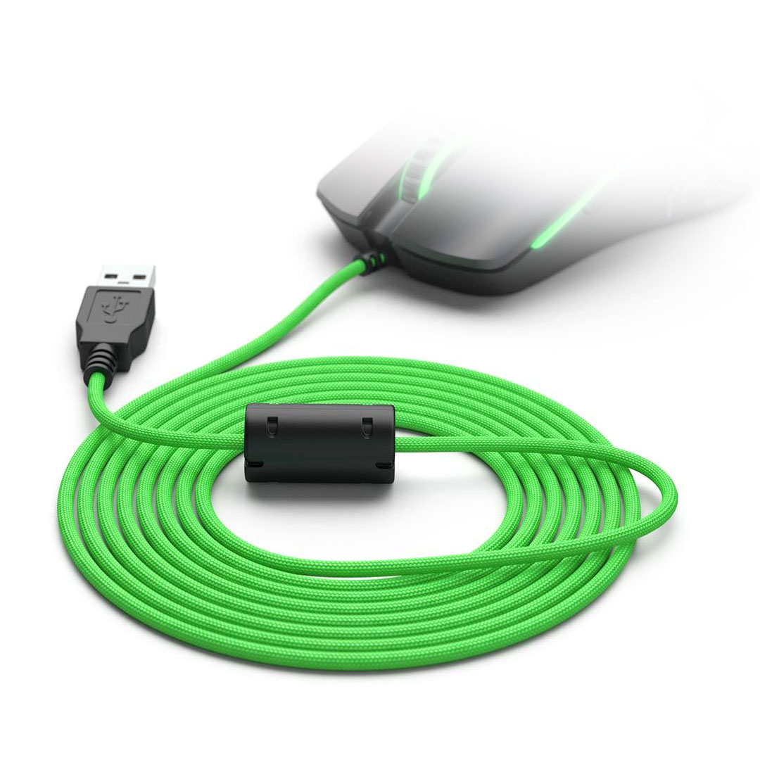 Glorious Ascended Cable Green