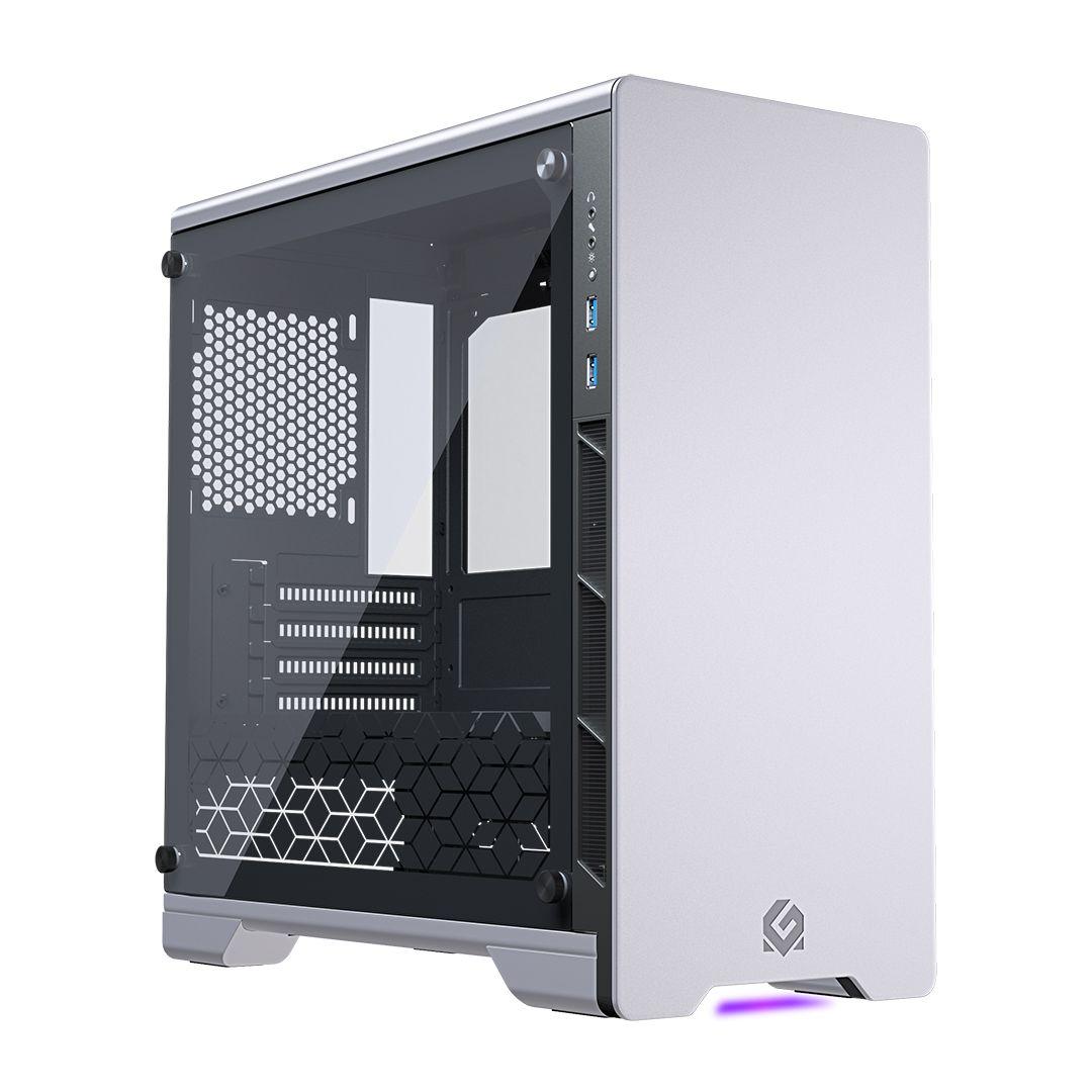MetallicGear Neo Micro Case Silver V2