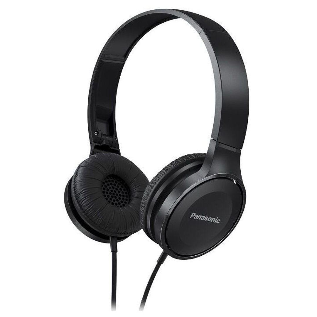 Panasonic Stereo Headphones Black