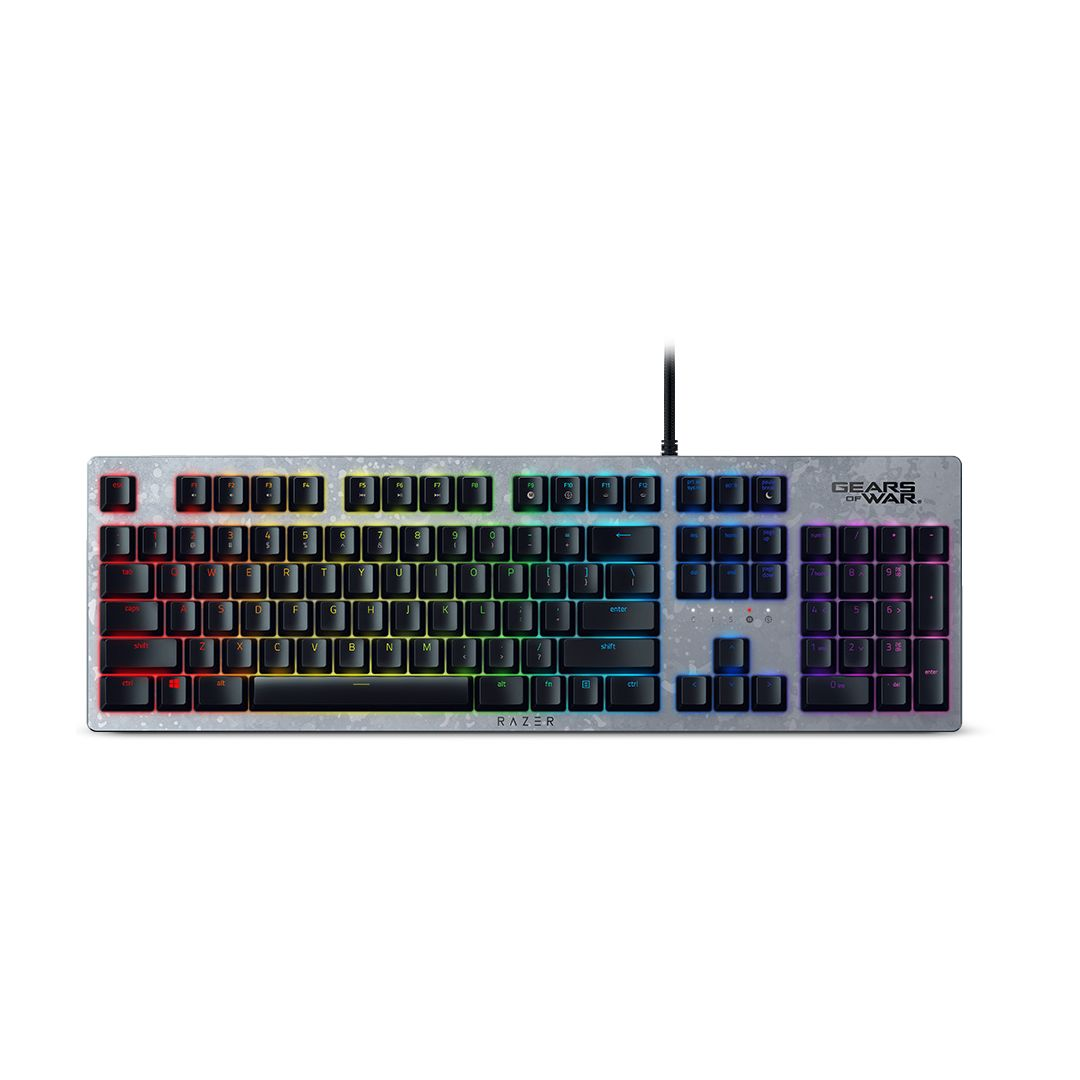 Razer Huntsman Gears 5 Edition Opto-Mechanical Gaming Keyboard