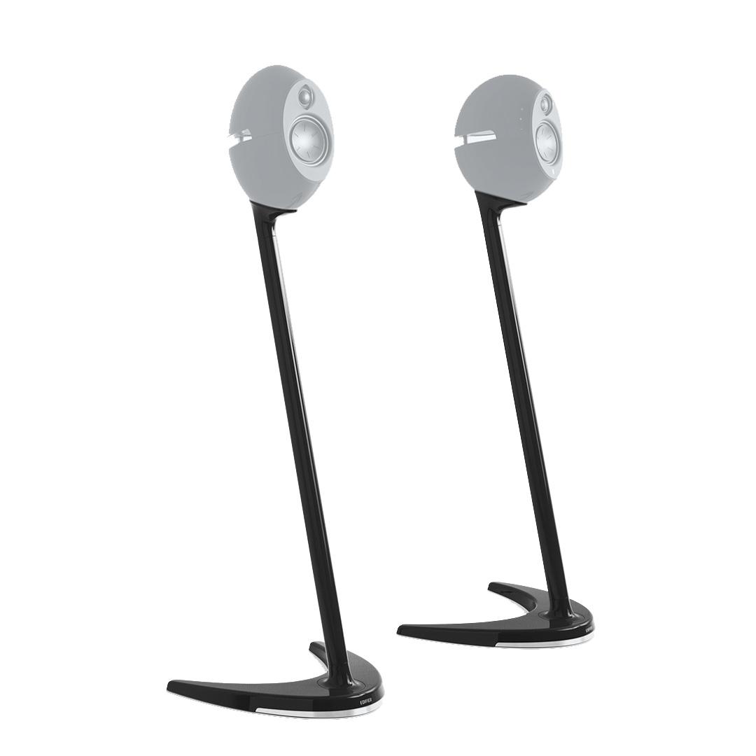 Edifier SS01C Speaker Stands Black Suits E25, E25HD & E235