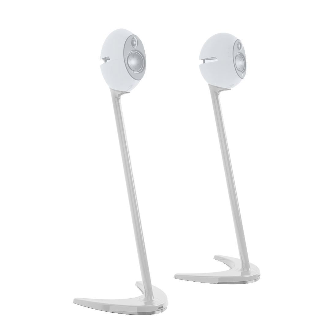 Edifier SS01C Speaker Stands White Suits E25, E25HD & E235