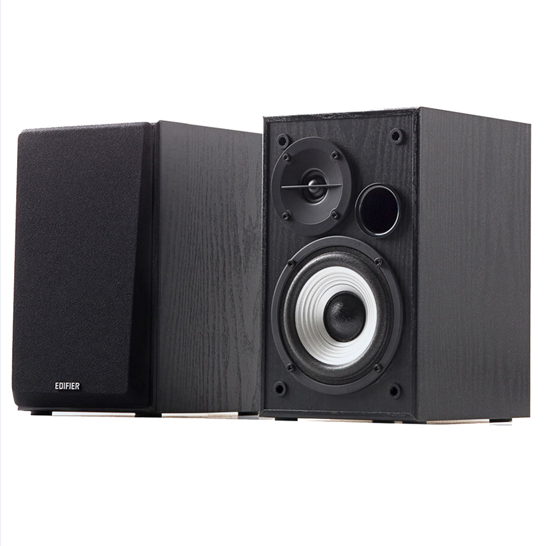 Edifier R980T 2.0 Powered Bookshelf Speakers Black