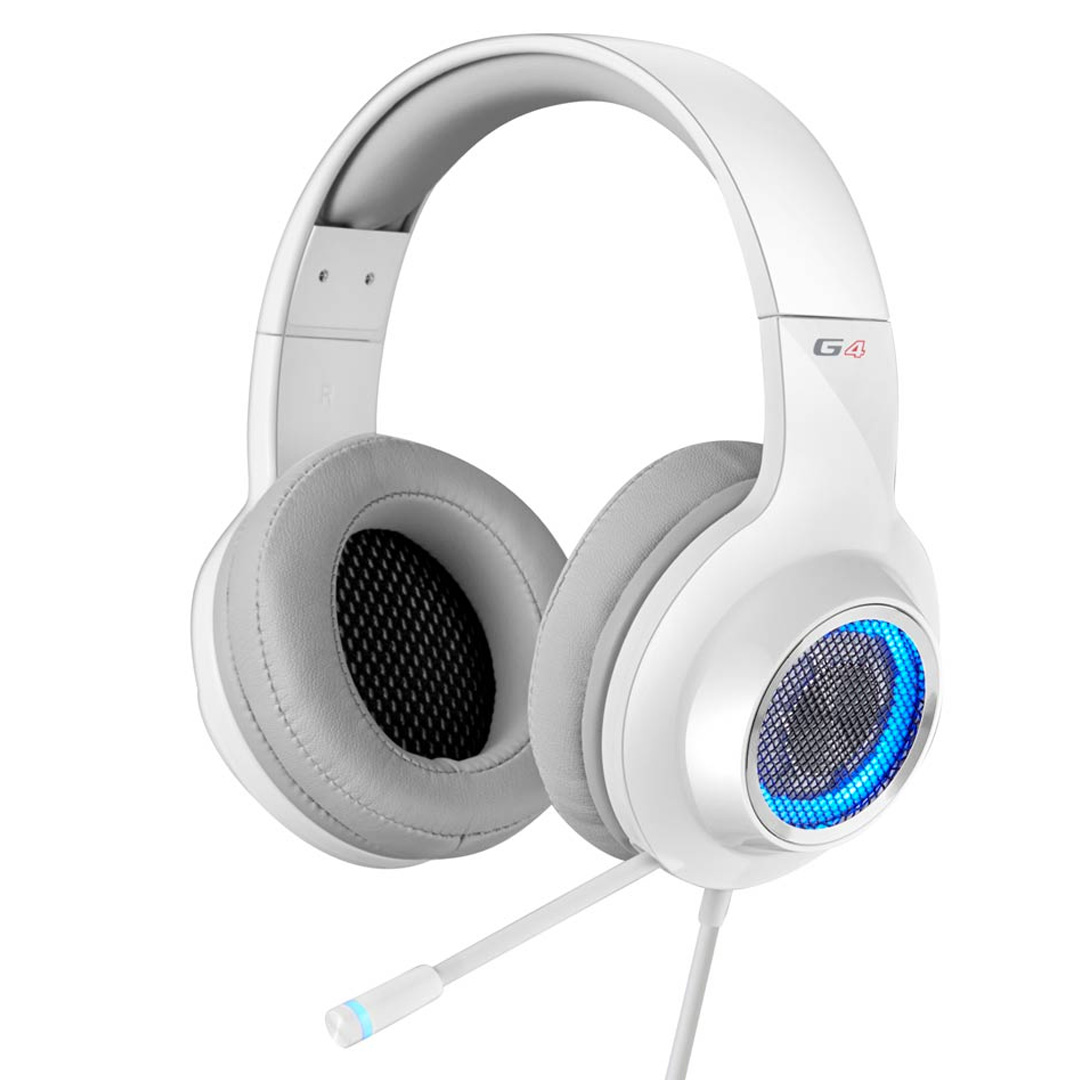 Edifier V4 (G4) 7.1 Virtual Surround Sound Gaming Headset White