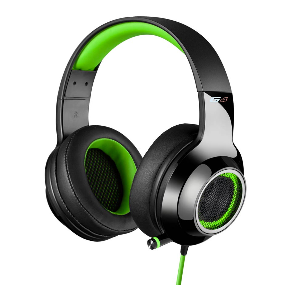 Edifier V4 (G4) 7.1 Virtual Surround Sound Gaming Headset Green