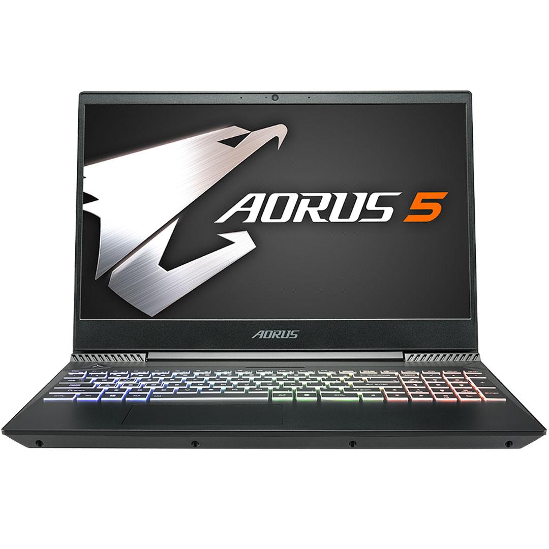 Gigabyte Aorus 5 Core i7 GTX 1650 15.6in FHD Notebook