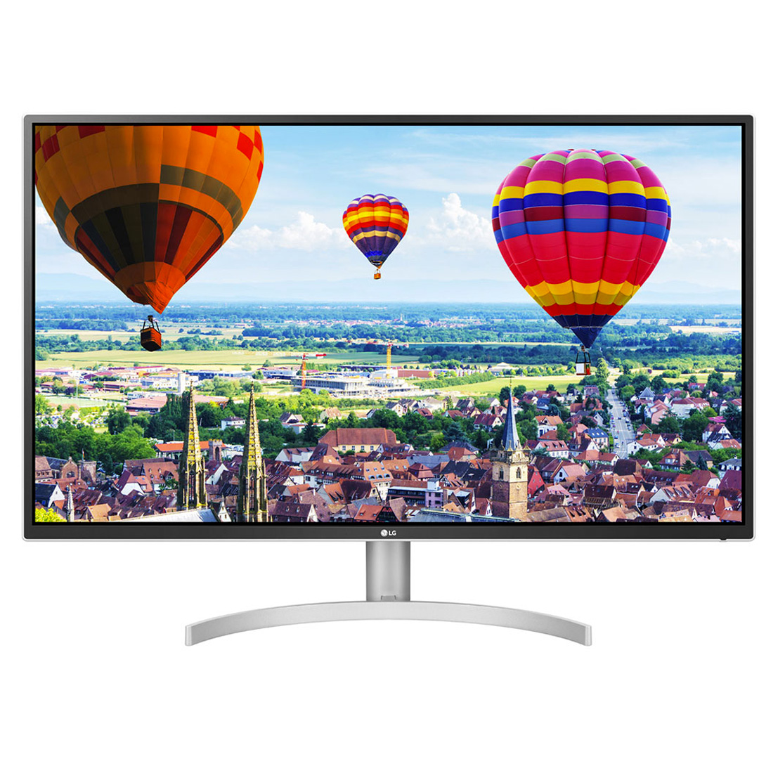 LG 32QK500-C 75Hz QHD FreeSync IPS 31.5in Monitor