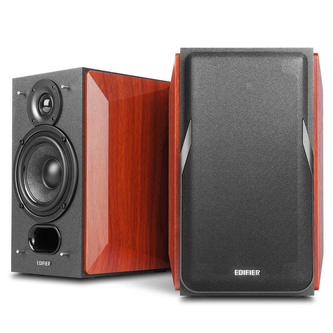 Edifier P17 Premium Wooden Passive Bookshelf Speakers