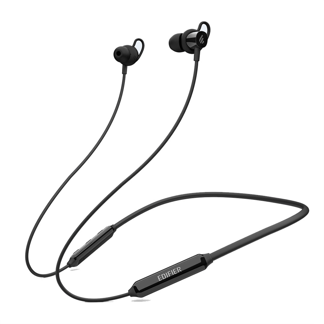 Edifier W200BT Bluetooth 5.0 Waterproof In-Ear Headphones Black