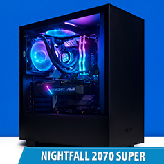 PCCG Nightfall 2070 Super Gaming System