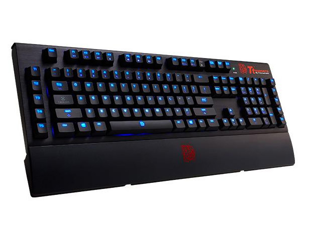 Tt eSPORTS Poseidon Z Forged Backlit Mechanical Keyboard TT Blue
