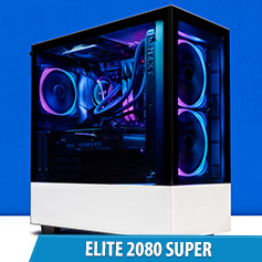 PCCG Elite 2080 Super Gaming System 2