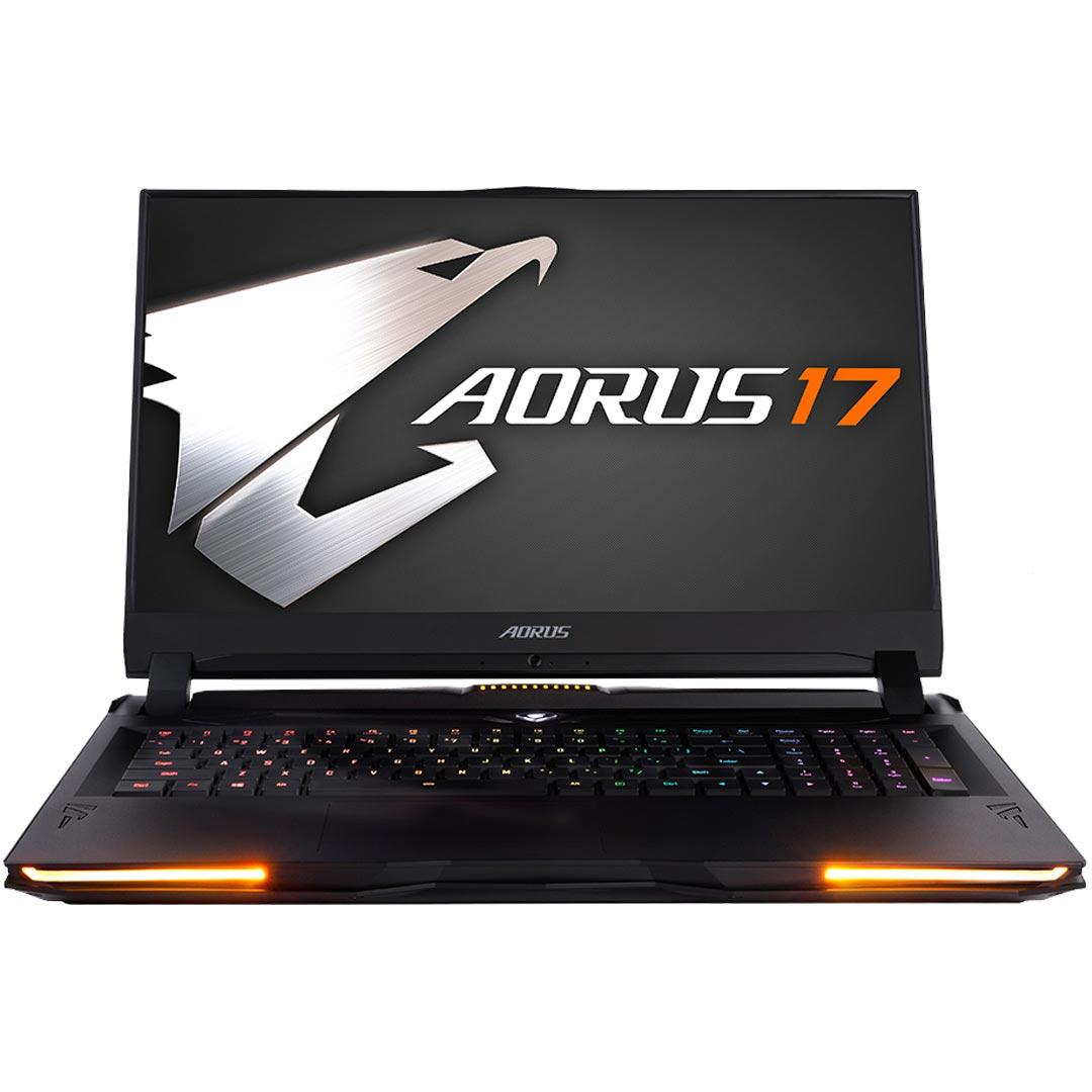 Gigabyte Aorus 17 Core i7 RTX 2080 17.3in 240 Hz Gaming Laptop