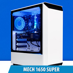 PCCG Mech 1650 Super Gaming System