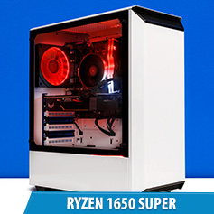 PCCG Ryzen 1650 Super Gaming System