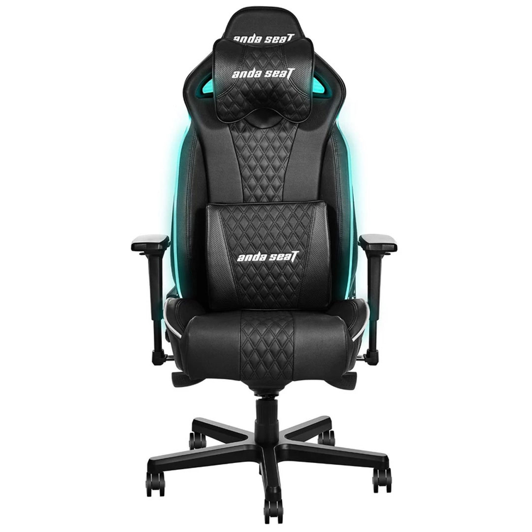 Anda Seat AD17-01 RGB Large Gaming Chair Black